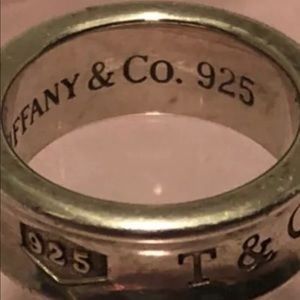 Size 7 Tiffany Ring